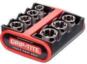 GRIP-TITE Sockets/Ratchet SOCKET SET